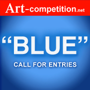 """Call For Entries """"Blue"""" - for an Online Group Exhibition"""