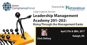 Leadership Management Academy 201-202- 2017