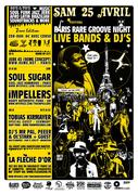 PARIS RARE GROOVE DAY#7 / 25TH APRIL 2009 / FLECHE D'OR
