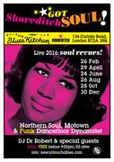 Shoreditch Got Soul @ Blues Kitchen (Shoreditch)