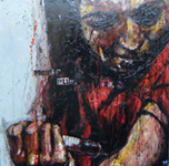 RED PROPELLER PRESENTS   PHARMACEUTICAL BESTIARY   BY GUY DENNING     at  Vyner Street Gallery