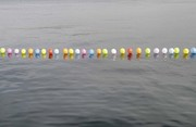 """Green Art Gallery presents Hale Tenger """"Balloons On The Sea""""  solo show, Mar 14th - Apr 28th 2011"""