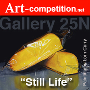 """Still Life"" Call to artist for a group exhibition"