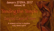 Tending the Temple: Sacred Care of Yoni