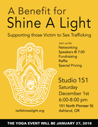 A Benefit for Shine A Light