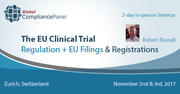 The EU Clinical Trial Regulation + EU Filings & Registrations 2017