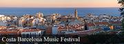 Costa Barcelona Music Festival