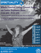 Whole-Hearted Living Concert Series