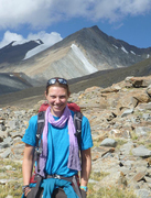 Caroline McCann - Mountaineering in the Indian Himalaya
