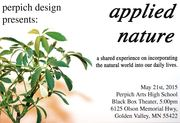 Applied Nature