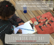 International Stonework Play Day