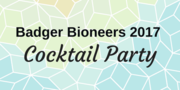 Badger Bioneers Cocktail Party