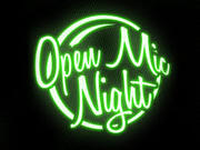 Open Mic Night Christmas Special
