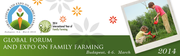 Global Forum and Expo on Family Farming