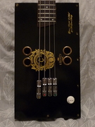 4-string cigar box bass