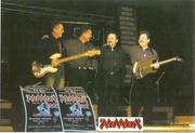 Nowáx koncert