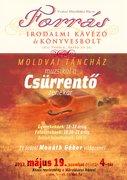Moldvai Táncház a Csürrentő zenekarral