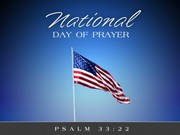 National Day of Prayer Broadcast