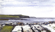 Rock and Seascapes Painting Course to Aran Islands