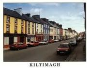 Paintout in Kiltimagh, Co. Mayo