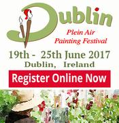 Dublin Plein Air Painting Festival 2017