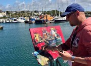 Scaling up from Plein Air to Studio: 2 Day Workshop