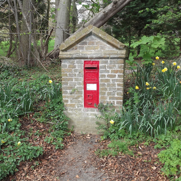The perfect postbox?