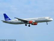 LN-RKI SAS Airbus A321-232 EDDM
