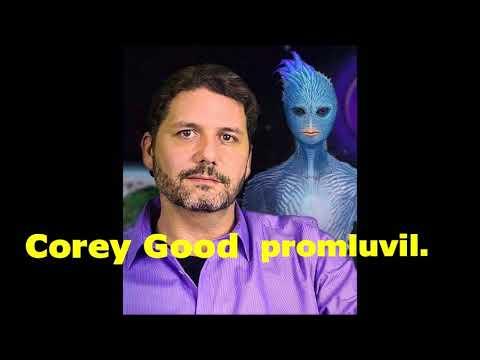 Corey Good promluvil. 2. část