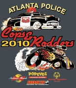 APD Cops & Rodders Car - Motorcycle Show  and Driver Safety Fair