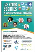 """Conferencia """"online"""" Redes Sociales en el ámbito profesional y educativo"""