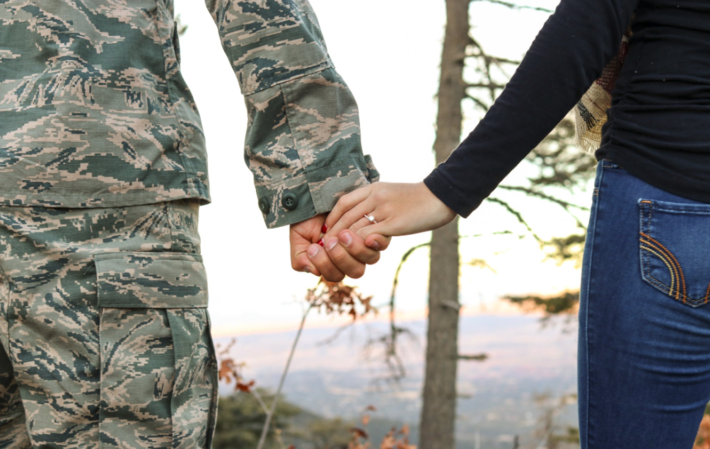 Military Wedding Etiquette What Your Guests Should Know