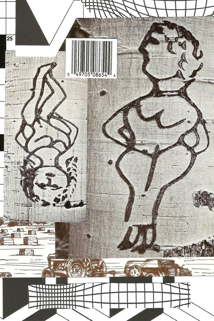 MailArt Book 1 - Sharon Silverman