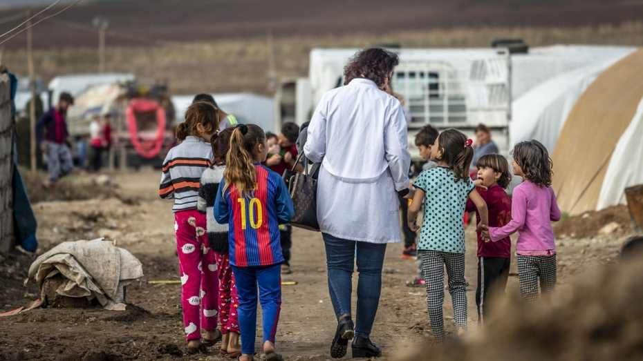 Yazidi doctor brings former ISIS captives' souls back to life