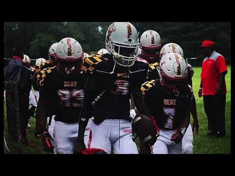 JC Evans Maryland Heat 2018 highlights