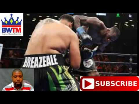 DEONTAY WILDER | BOXING WORLD NEED TO HAVE A RETHINK ABOUT P4P HALL OF FAME PUNCHER!!!