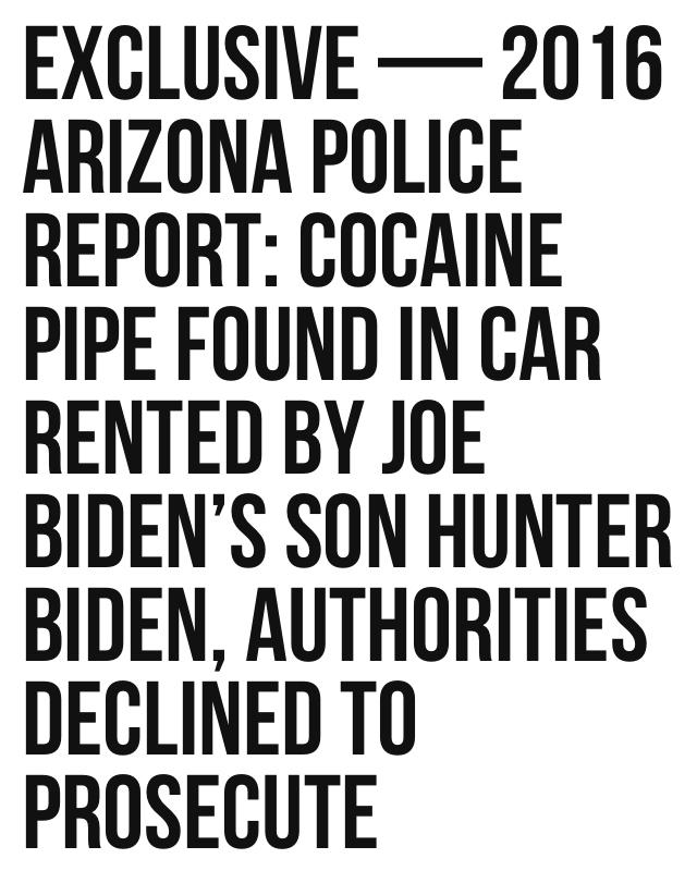 Hunter Biden no charges