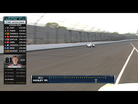 Indianapolis 500 qualifying Day 1 highlights   Indy 500   Motorsports on NBC