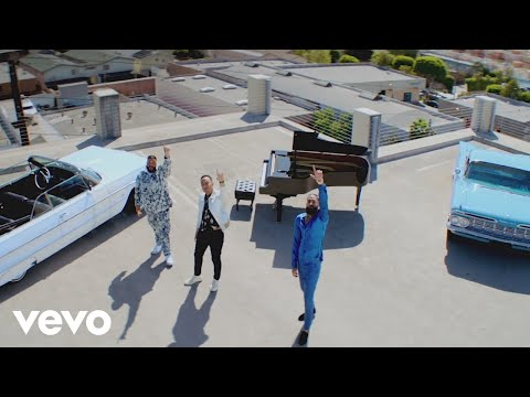 DJ Khaled - Higher ft. Nipsey Hussle, John Legend