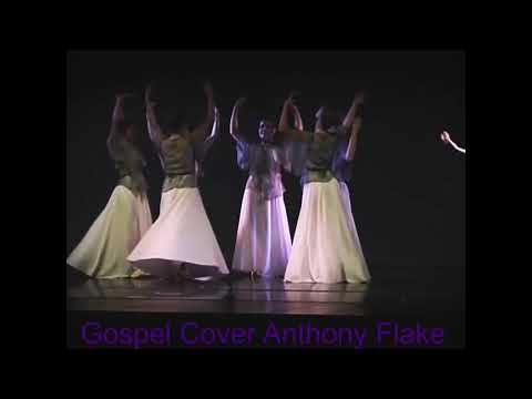 Gospel Cover Anthony Flake for upcoming Broadcast 80