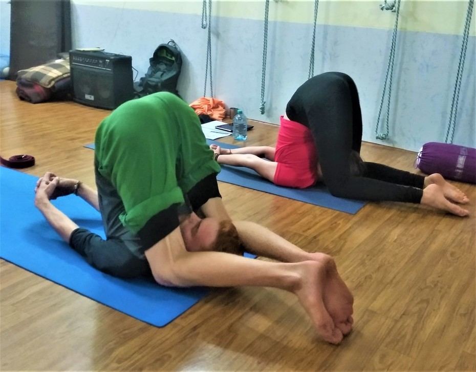 Ashtanga Yoga Teacher Training in Rishikesh