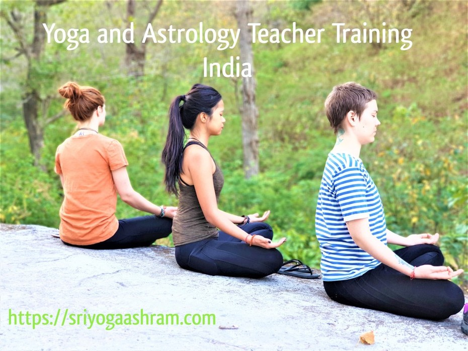 Yoga and Astrology Teacher Training Course in India
