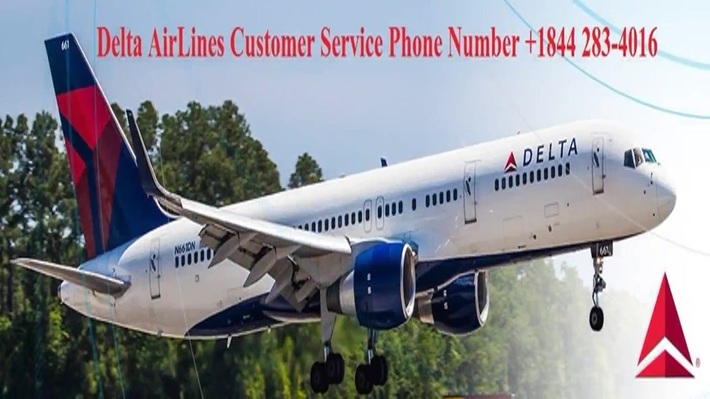 1-844-283-4016 Delta Airlines Phone Number