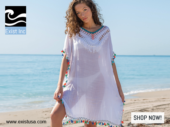 227f33d5f2 Womens swimsuit coverups - Beach cover up dresses - Fashion Industry Network