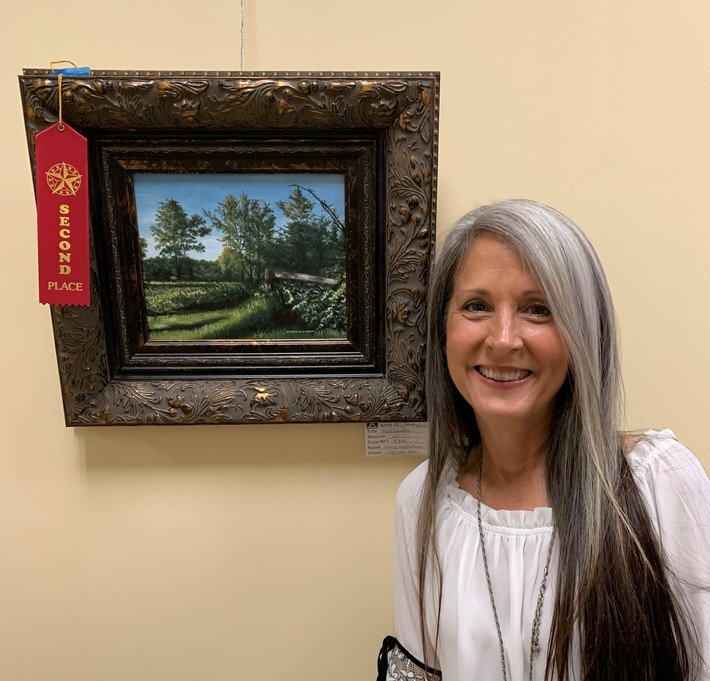 """Pure Country"" by Sherry Mason awarded 2nd place!"