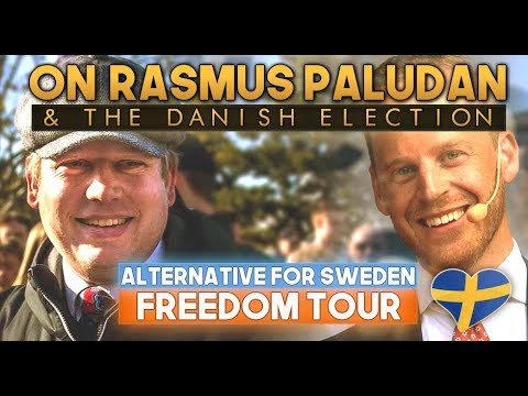 Alternative for Sweden Comments on Paludan & the Danish Election