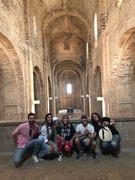 Iglesia Castillo de Cardona