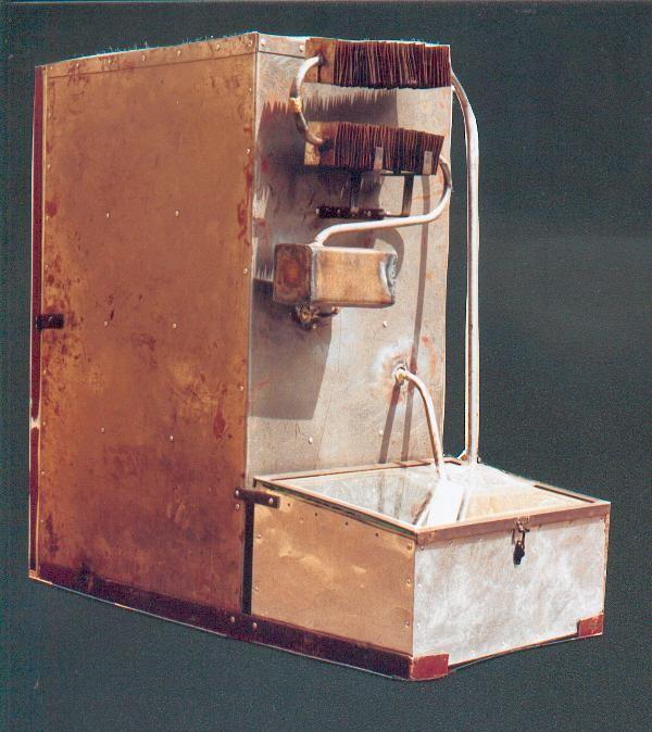 ...Solar Refrigerator...