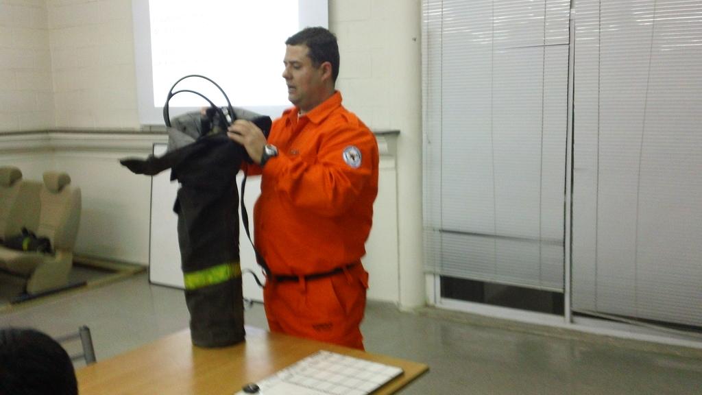 CURSO RIT Y ENCUENTRO DE CUERDAS DEL CUERPO DE BOMBEROS V. DE VILLA MARIA / PROVINCIA DE CÓRDOBA EN ARGENTINA