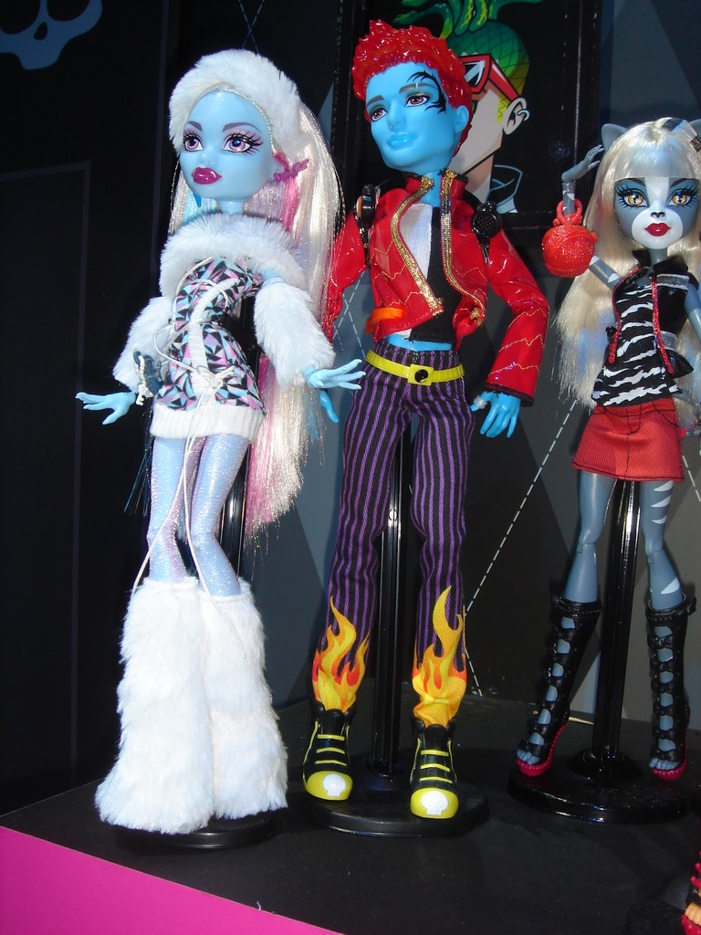 Monster High Toy Fair 2012: The Wonderful Little Details